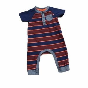 Baby Cat & Jack Boys 1 piece outfit